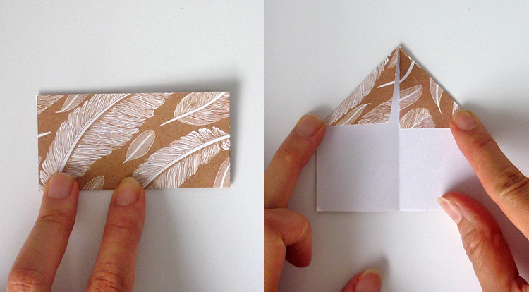 3 How to - How to make a coaster from  paper.