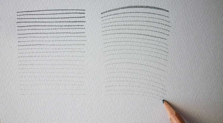 3 How to - 5 steps to start drawing.