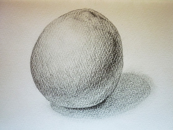 3 How to - 5 steps to start drawing. Draw shading and light