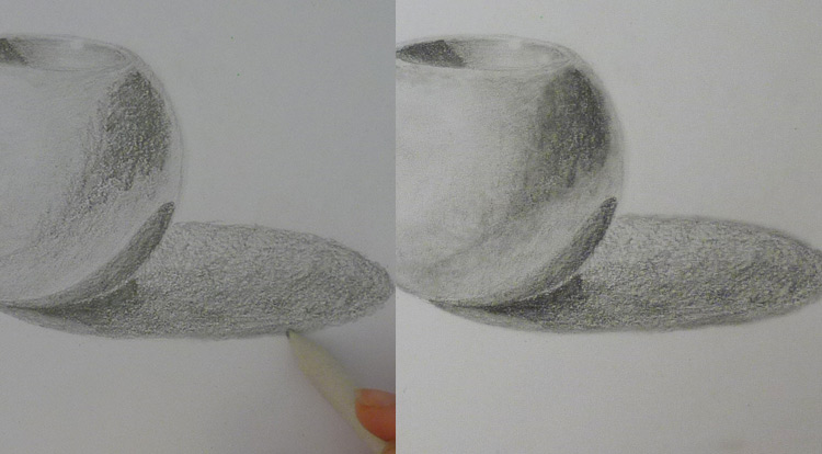 3 How to, How to draw light, shading and texture. lights and shadings. simple tone and shade.