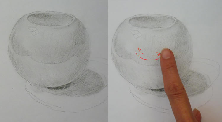3 How to, How to draw light, shading and texture. lights and shadings. An advanced lights and shades.