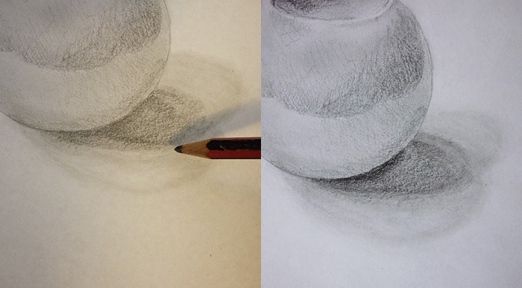3 How to, How to draw light, shading and texture. lights and shadings. Multiple shadows.