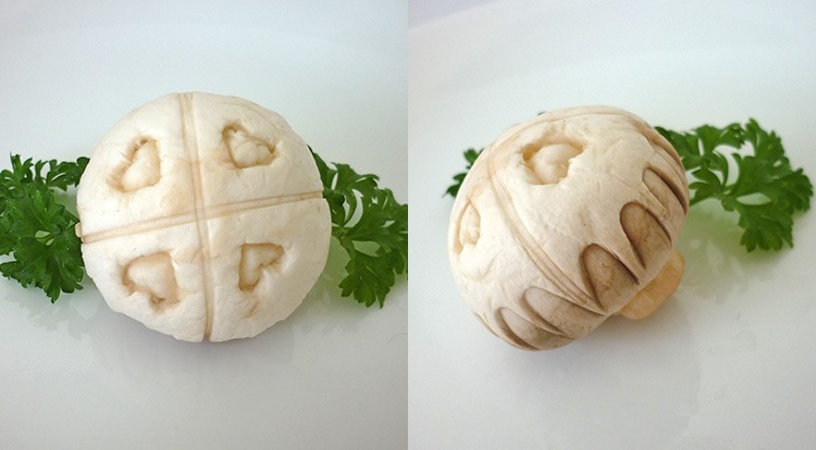 3 How to, Mushroom art, bring out your artistic talent on a mushroom decoration